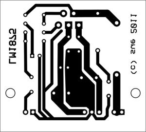LM1875 PCB